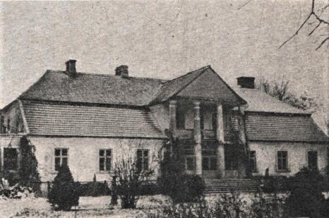Zwiedzaj ze stalowowolskim muzeum. Dwór Horodyńskich.
