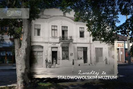 Zwiedzaj ze stalowowolskim muzeum. Pałac Lubomirskich w Rozwadowie.