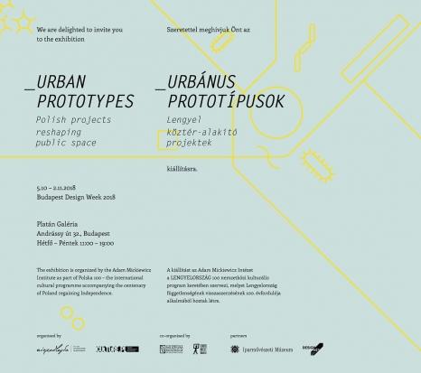 Prototypowanie miasta. Polskie projekty zmieniające przestrzeń publiczną.