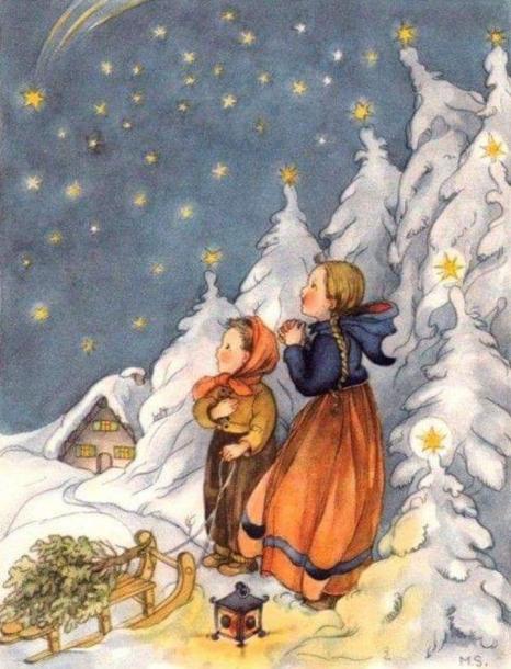 Bożonarodzeniowe obyczaje, rytuały i wróżby