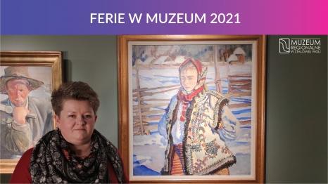 Ferie w Muzeum 2021 - Śnieg