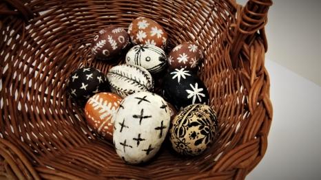 Wielkanocne przypominanki – Od kraszanki do jaja Faberge